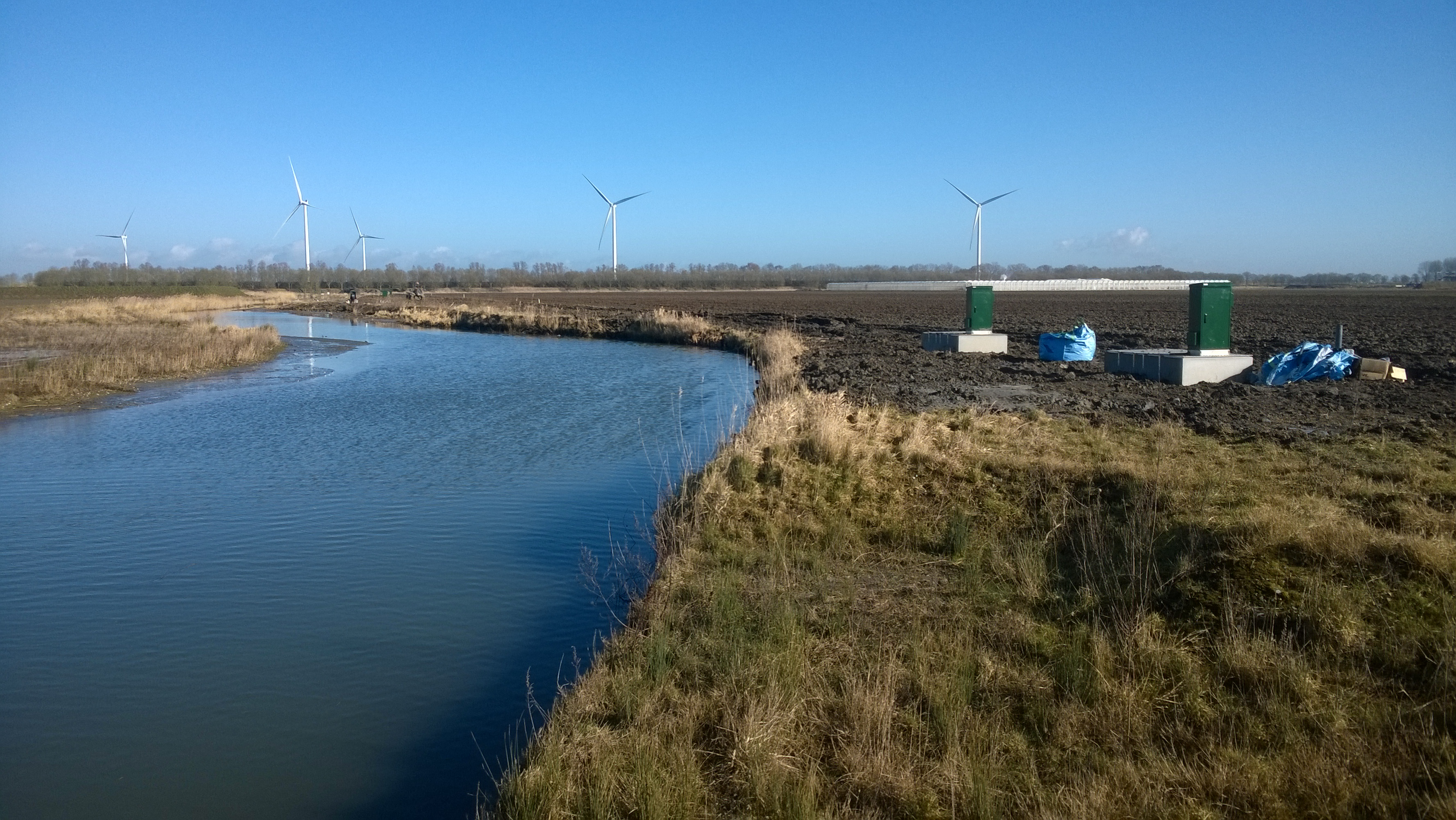 Combining water reuse and aquifer storage and recovery at the Dinteloord site: from a bird's eye perspective