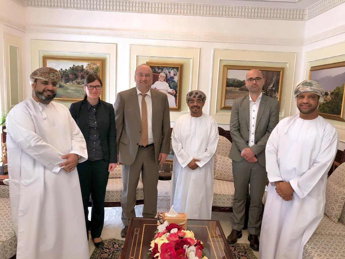 SUBSOL Visits Oman, Bahrain and United Arab Emirates