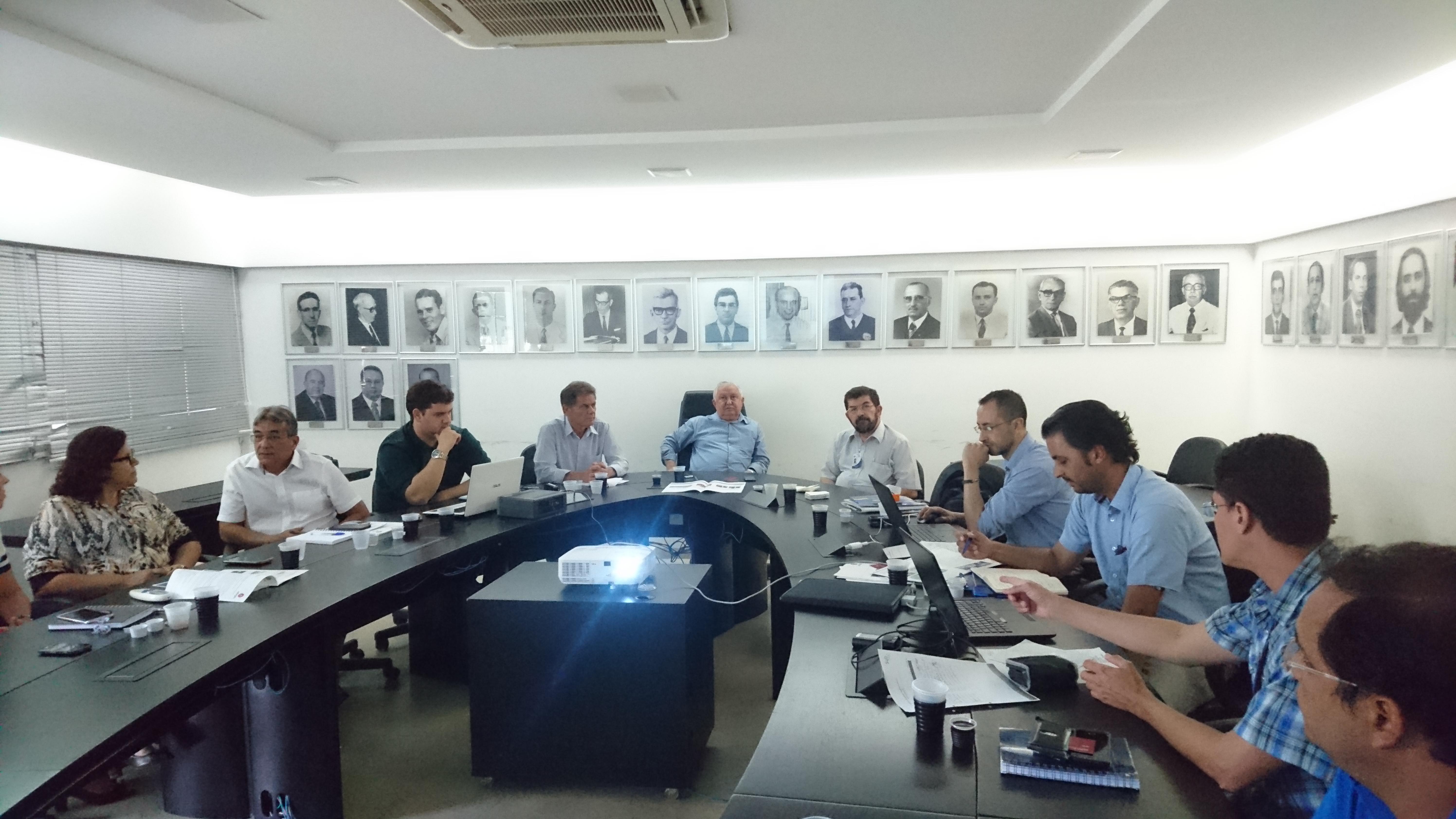 Stakeholder meeting IPA Brasil